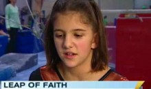 Blind 11-Year-Old Gymnast Is An Inspiration To Us All (Video)