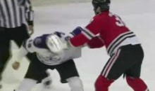 Frozen Fisticuffs Fight Of The Night – Scott Vs. Westgarth, Round 2 – 12/19/10