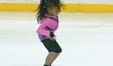"9-Year-Old Performs Adorable Figure Skating Routine To Willow Smith's ""Whip My Hair"" (Video)"