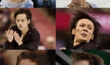 Picture Of The Day: The Faces Of Figure Skating