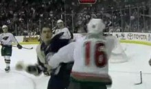 Frozen Fisticuffs Fight Of The Night – Two For Staubitz – 12/27/10