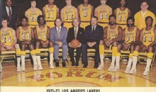 This Day In Sports History (January 7th) — Los Angeles Lakers