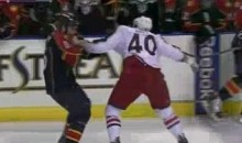 Frozen Fisticuffs Fight Of The Night — Boll vs. Hordichuk — 1/19/11