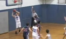 Is This The Craziest Basket Ever Made? (Video)