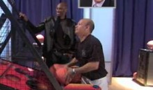 Kobe Bryant Gets Schooled By A Busboy In Pop-A-Shot (Video)