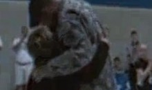 Missouri Soldier Returns home From Afghanistan, Surprises Children At Basketball Game (Video)