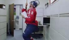 Ovechkin And Varlamov Play Russian Spies In SportsCenter Commercial (Video)