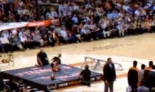 Phoenix Suns Stuntman Dunks Ball, Himself Through Rim (Video)