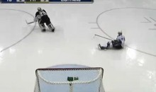 Steven Stamkos Gives Us Hockey's Worst Penalty Shot FAIL Ever! (Video)