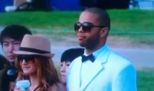 Fan Watches Tiger In A Tuxedo Following Twitter Response