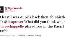 Tiger Woods Made A Funny On Twitter