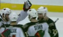 Wild's Stoner Scores A Pothead's Goal (Video)