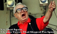 Say That Again: 9 Iconic Voices That Shaped Pro Sports