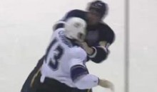 Frozen Fisticuffs Fight Of The Night — Clifford vs. Polak — 1/18/11