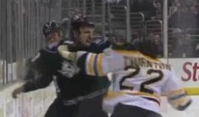 Frozen Fisticuffs Fight Of The Night — Clifford vs. Thornton — 1/24/11