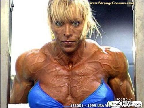20 Revolting Female Bodybuilders | Total Pro Sports