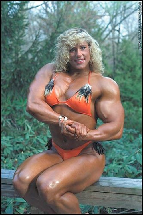 20 Revolting Female Bodybuilders | Total Pro Sports
