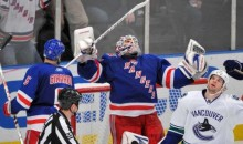 The Stat Line Of The Night – 1/13/11- Henrik Lundqvist