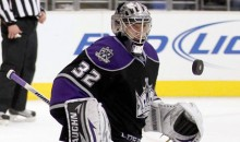 The Stat Line Of The Night — 1/24/11 — Jonathan Quick