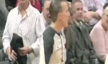 Referee Ken Mauer Has Gone Mad! 5 Technicals In 10 Seconds Must Be A Record (Video)