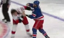 Frozen Fisticuffs Fight Of The Night — Prust vs. Brodie — 1/5/11