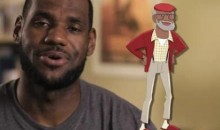 LeBron James Introduces His Brand New Animated Series (Video)