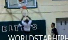 Amazing Dunk Or Embarrassing Fail? (Video)
