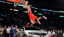 Blake Griffin Dunks Over A Car, Wins 2011 Sprite Slam Dunk Contest (Highlight Videos)