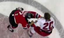Frozen Fisticuffs Fight Of The Night — Bodie vs. Fraser — 2/16/11