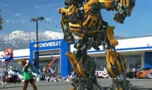 Expect To See This Transformers 3 Ad Come Super Bowl Sunday (Video)