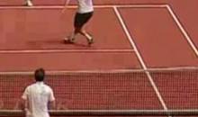 Filip Polasek's Incredible Winner Makes Doubles Tennis Interesting (Video)