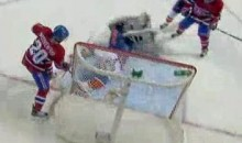 Isles Mikko Koskinen Makes Incredible Diving Save (Video)