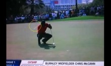 Tiger Woods Spits On Green, Upsets The Golf World (Video)