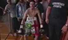 "Usman ""Uzzy"" Ahmed Dances His Way To The Ring Before Getting Knocked The F@ck Out (Video)"