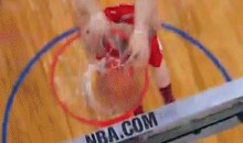 Blake Griffin Bounce Pass Alley-oop from John Wall (GIF)