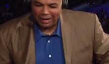 Charles Barkley Does The Dougie (GIF)