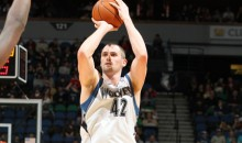 The Stat Line Of The Night — 2/27/11 — Kevin Love