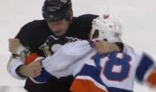 Frozen Fisticuffs Fight Of The Night — Rupp vs. Konopka — 2/2/11