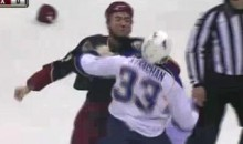 Frozen Fisticuffs Fight Of The Night — Biznasty Goes For Two — 3/22/11