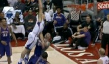 Blake Griffin Scores The Greatest Basket That Never Counted (Video)