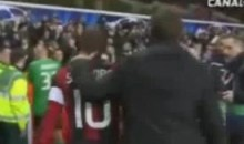 Clarence Seedorf Is One Sad Man (Video)