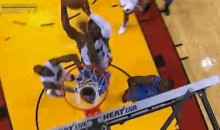 Check Out Dwyane Wade's Monster Jam, Stupid Dance (Video)