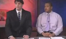 Epic Sportscasting FAIL! (Video)