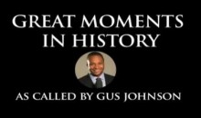 Gus Johnson Calls The Greatest Moments In History (Video)