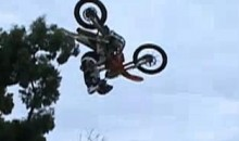Mark Monea Lands The First Ever 360 Front Flip In Moto X (Video)