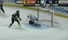 Martin St. Louis Scores An Awe-Inspiring Shootout Goal (Video)