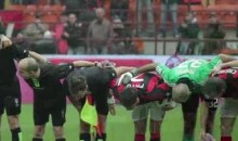 Milan And Bari Give Us The Strangest Pre-Match Warm-Ups Ever! (Video)