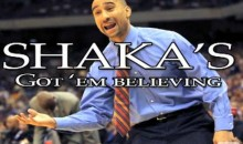 Shaka's Got VCU Believing: A David Hasselhoff Remix (Video)