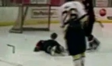 Texas High School Hockey Championship Game Overshadowed By Brawl (Video)