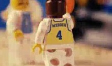 The NCAA's Greatest Finishes, In Lego Form (Video)